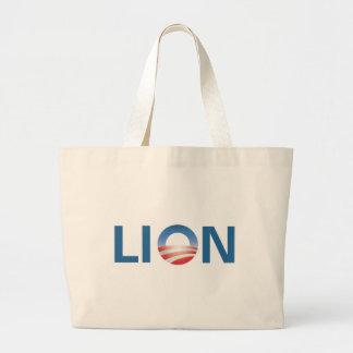 Obama the Lion Tote Bag