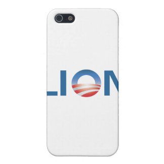 Obama the Lion Cases For iPhone 5