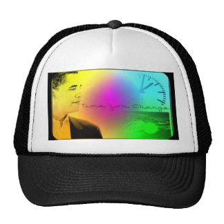 Obama- Time for Change Cap