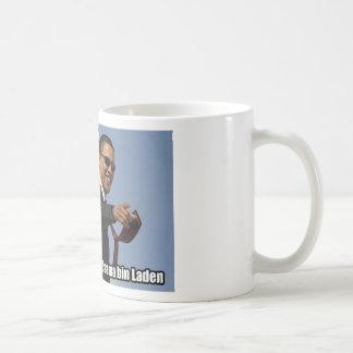 Obama - Too Busy Killing Osama Mug