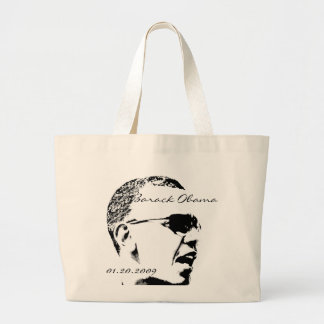 Obama Tote Canvas Bag