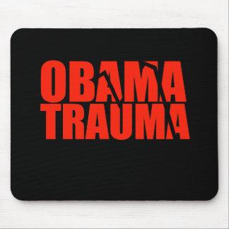 Obama Trauma Mouse Mats