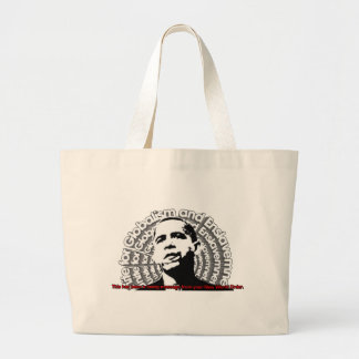 Obama Unite for Globalism & Enslavement Canvas Bags