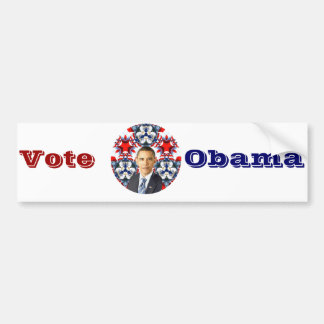 Obama,USA_ Bumper Sticker