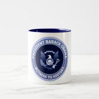 Obama Victory Presidential Seal Mug