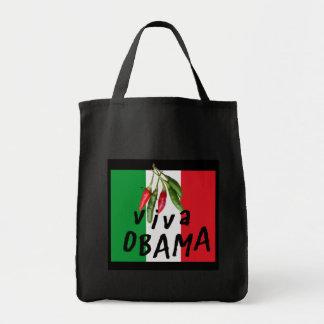 Obama VIVA Grocery Tote Bag