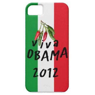Obama VIVA iPhone 5 Cases