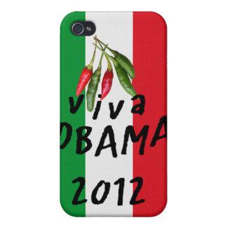 Obama VIVA iPhone 4/4S Cases