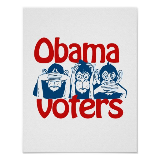 Obama Voters Posters