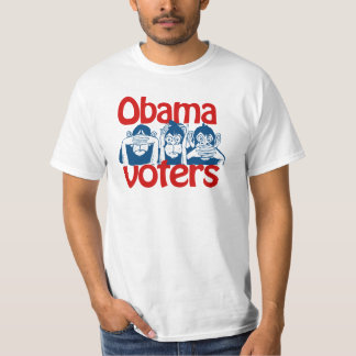 Obama Voters T Shirts