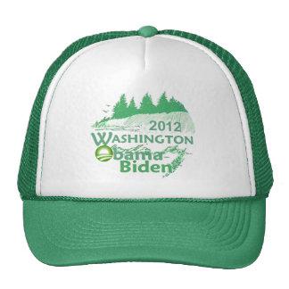 OBAMA WASHINGTON CAP