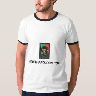 OBAMA  WORLD APOLOGY TOUR T-Shirt
