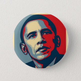 obama-yes-we-can 6 cm round badge