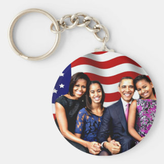 Obama,Yes We Can_ Keychain