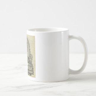 Obama Zombie Basic White Mug