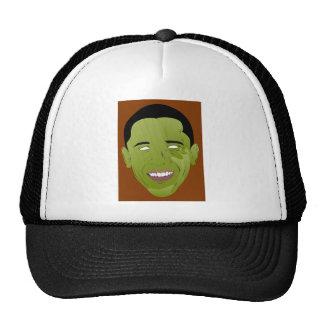 Obama Zombie Cap