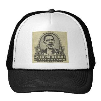 Obama Zombie Trucker Hat