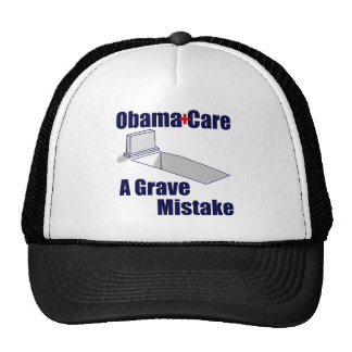 ObamaCare: A Grave Mistake Cap
