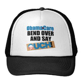ObamaCare: Bend Over Trucker Hat