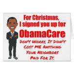 ObamaCare Christmas Gift
