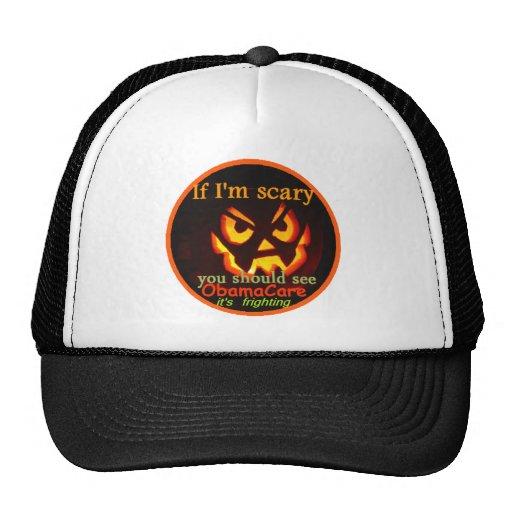 ObamaCare Halloween Trucker Hats