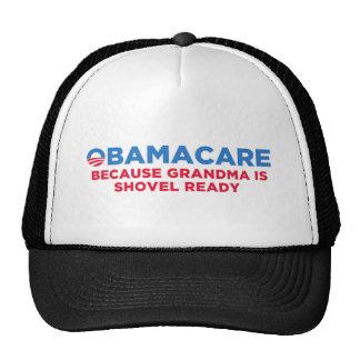 Obamacare Mesh Hat