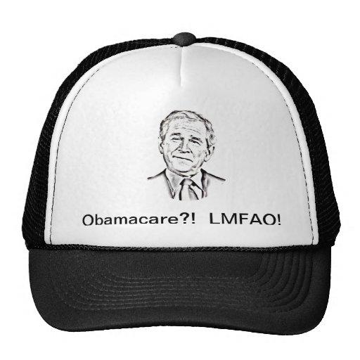 Obamacare LMFAO Mesh Hat