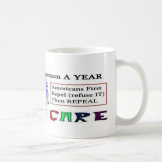 Obamacare Repeal It Basic White Mug