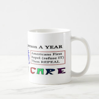 Obamacare Repeal It Mugs