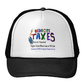 Obamacare Tax Mesh Hats
