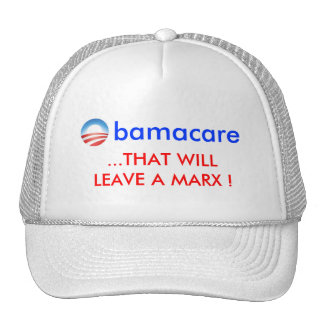obamaCARE THAT W... Mesh Hat