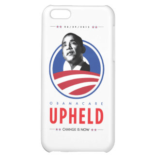 OBAMACARE UPHELD COVER FOR iPhone 5C