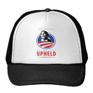OBAMACARE UPHELD TRUCKER HAT