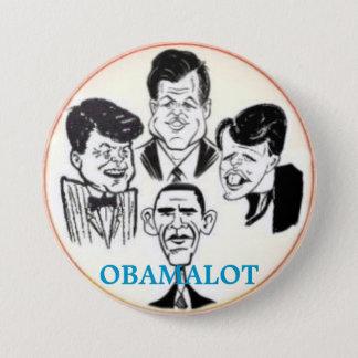 Obamalot 3-Inch Button