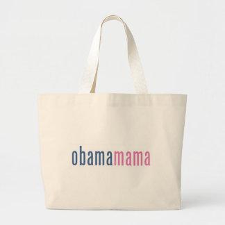 Obamamama 2 jumbo tote bag