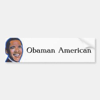 Obaman American Bumper Sticker