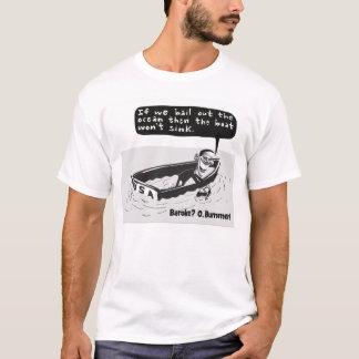 Obamas bailout T-Shirt