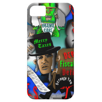 Obama's Ghosts of Christmas iPhone 5 Cases
