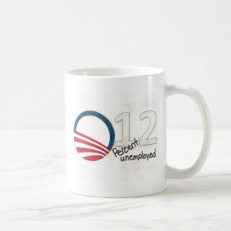 obamas goal basic white mug