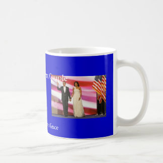 Obamas in True Class and Grace Mugs