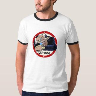 """""""Obama's Lap Dog"""" Tshirt"""