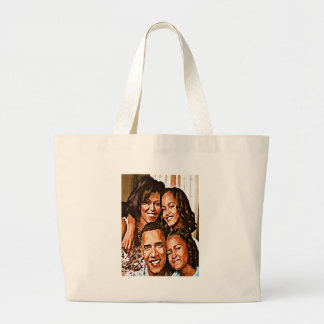 Obama's Love_ Canvas Bag