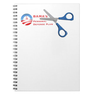 Obama's Personal Defense Plan Journals