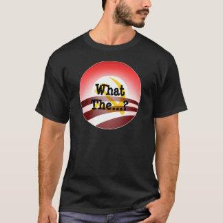 Obama's Progressive Totalitarian Plan? T-Shirt