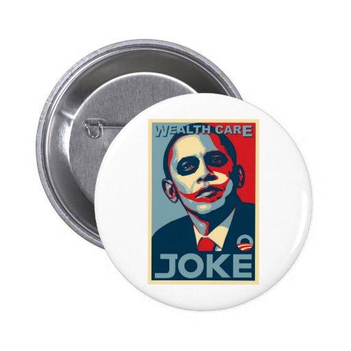 Obama's Wealth Care Plan Pin