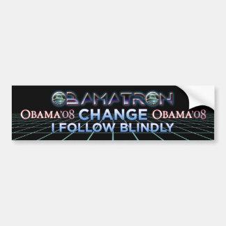 Obamatron Bumper Sticker