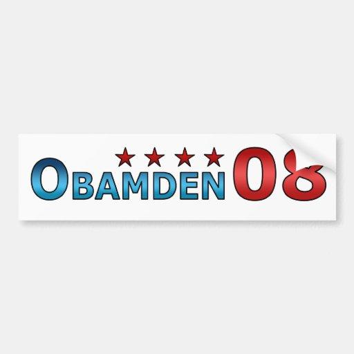 OBAMDEN Bumper Sticker
