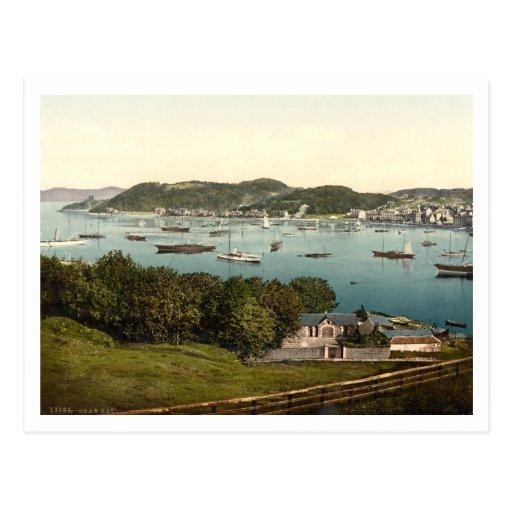 Oban Bay, Argyll and Bute, Scotland Postcards