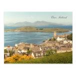 Oban, Scotland (postcard)