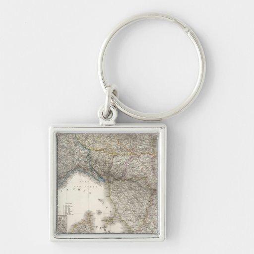Ober, MittelItalien - Rome Region Keychains
